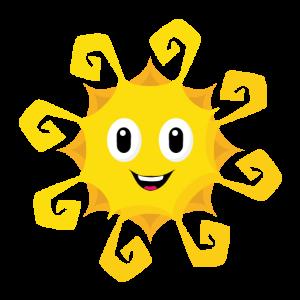Sun Logo Illustration